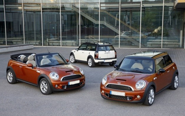 BMW Mini to enter Indian market with three models at 2012 Auto Expo