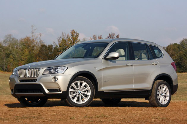 BMW X3 in India