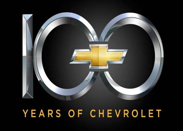 Chevrolet Completed 100 years of Its Existence Worldwide
