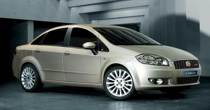Fiat Linea in India