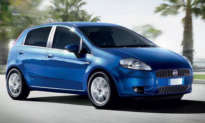 Fiat Punto in India