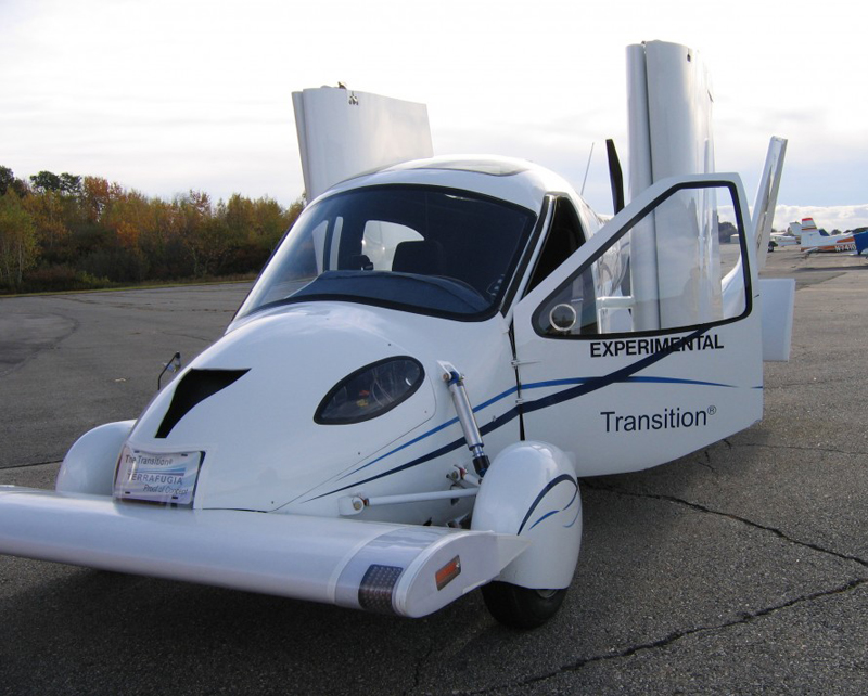 'Flying Car' concept might be introduced soon in India