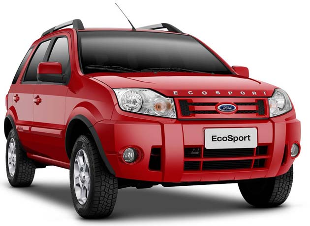 Ford Ecosport in India