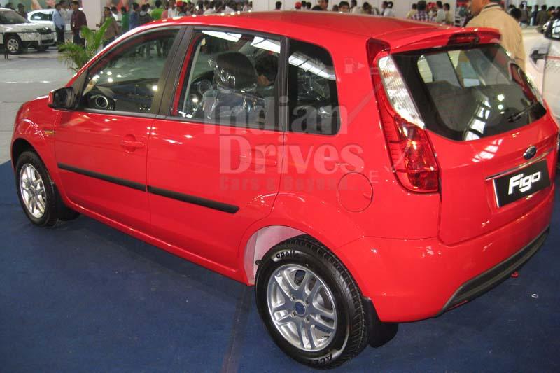 Ford Figo in India
