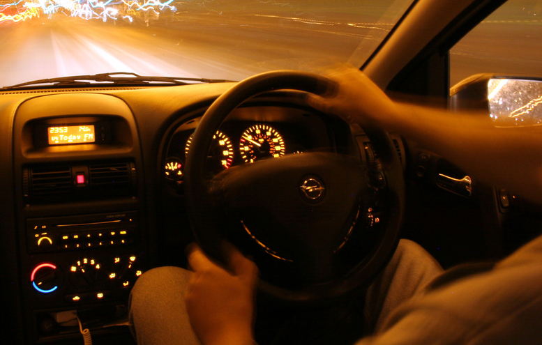 Guidelines for safe night driving