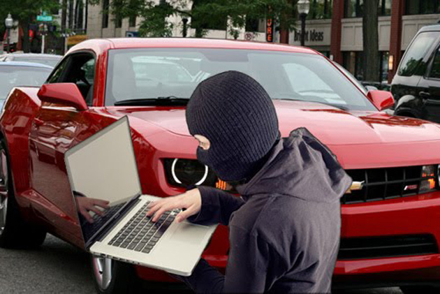 The Internet can be used to hack your car