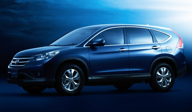 2012 Honda CR-V Crossover