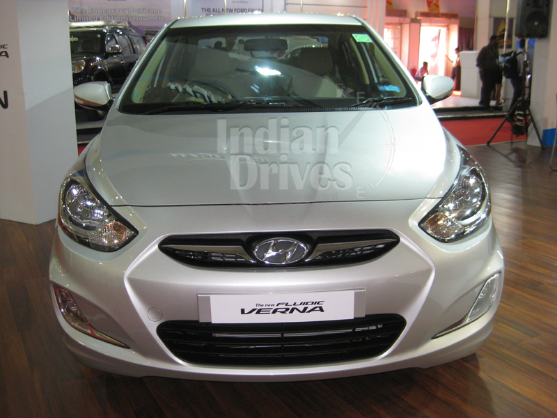Hyundai Verna in India