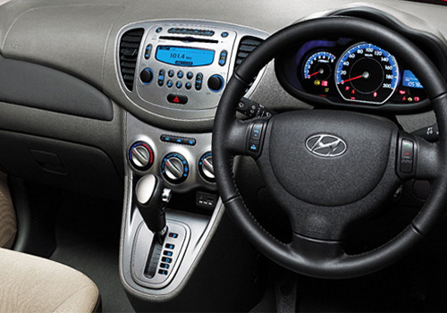 Hyundai i10 LPG Blue Drive Variant Introduced for Price of Rs 4.16