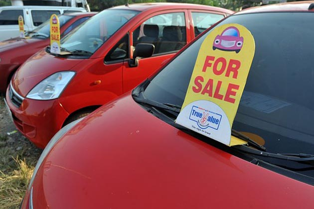 Biggest Drop in Almost 11 Years for Indian Car Sales