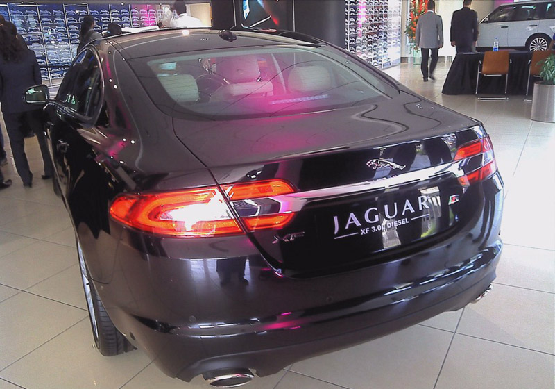 Jaguar XF Facelift