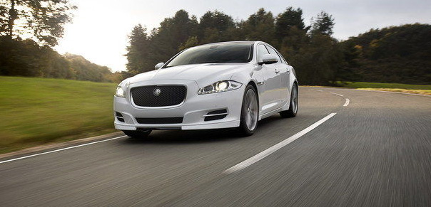 Jaguar XJ in India