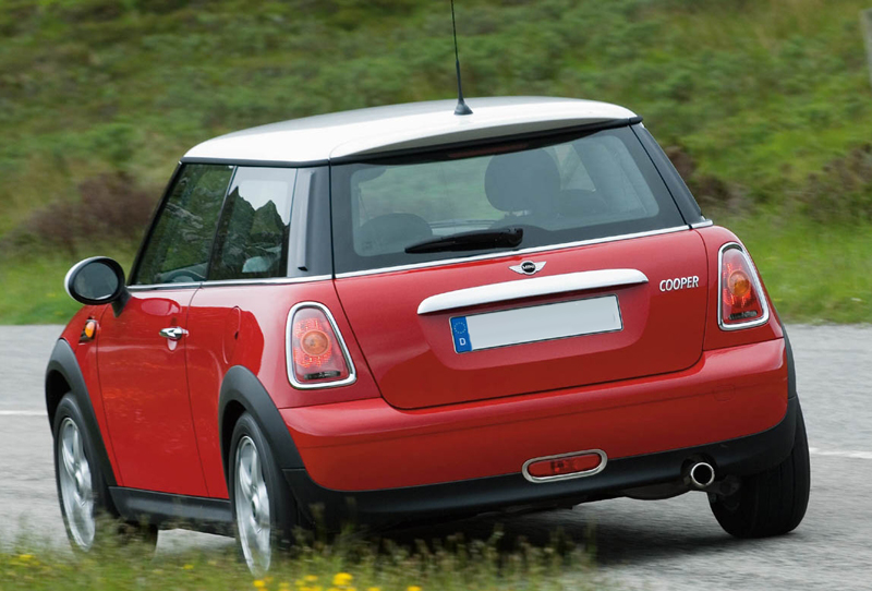 Mini Cooper Specifications India