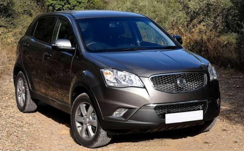 Mahindra to Launch SsangYong's Korando, Rexton SUVs at 2012 Auto Expo