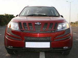 Mahindra XUV500 in India