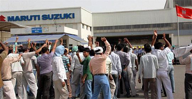 Workers of Maruti Suzuki to restructure Union as Leaders Quit