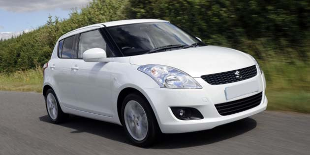 Maruti Suzuki Swift in India