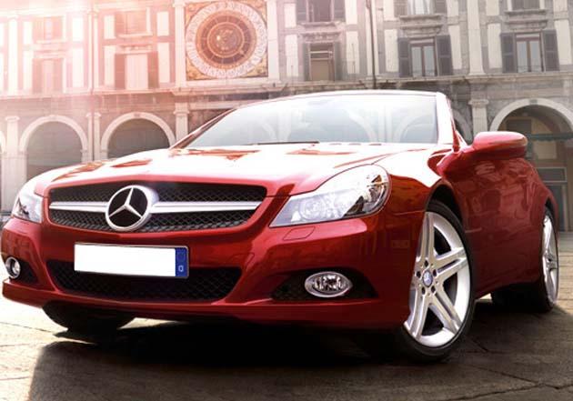 Mercedes-Benz SL Roadster