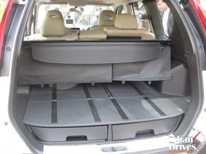 Nissan X -Trail interior