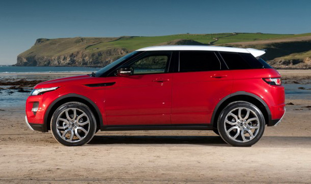 Range Rover Evoque Price In India Archives Indiandrives Com