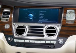 Rolls Royce Ghost extended wheelbase interior