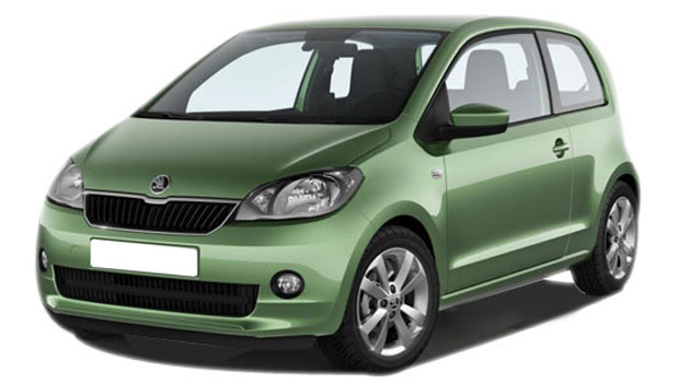 Skoda Citigo in India