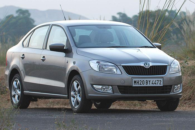 Skoda to Reveal Rapid in Three Variants
