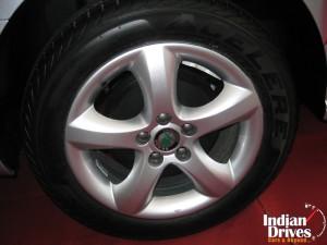 Skoda Rapid Sedan wheel
