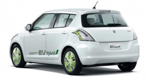 Suzuki Swift EV Hybrid
