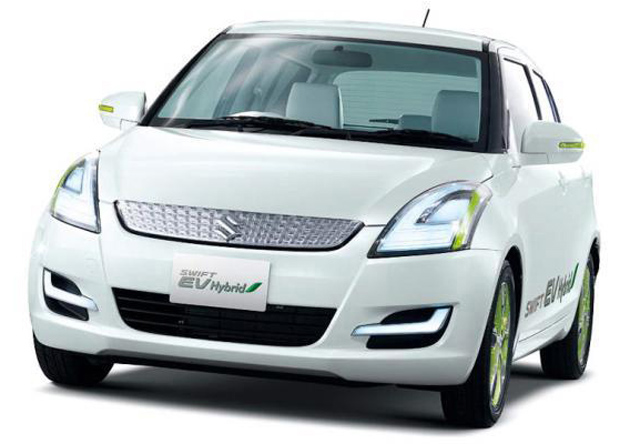 Suzuki Swift EV Hybrid to Be Introduced At Tokyo Auto Show
