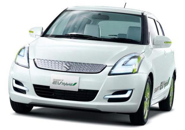 Suzuki Swift EV Hybrid to Be Introduced At Tokyo Auto Show