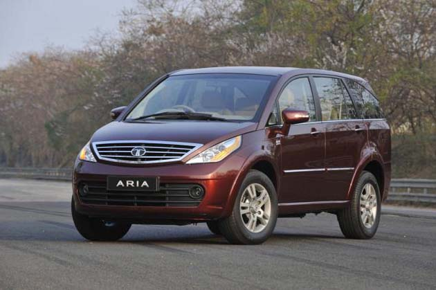 TATA Aria in India