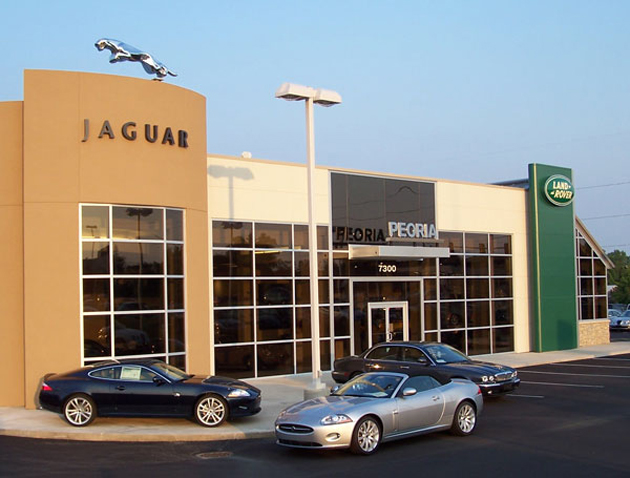 TATA Engine plant in UK for Jaguar Land Rover