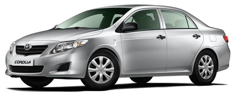 Is Toyota planning a revamp of the Corolla sedan?