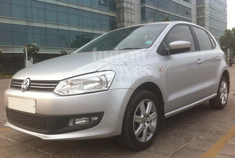 VW Polo in India