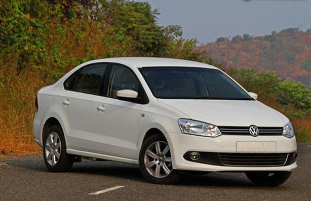 Volkswagen Diesel Vento in India