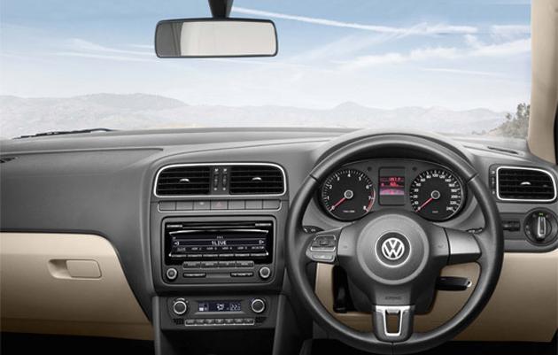 Volkswagen Diesel Vento interior