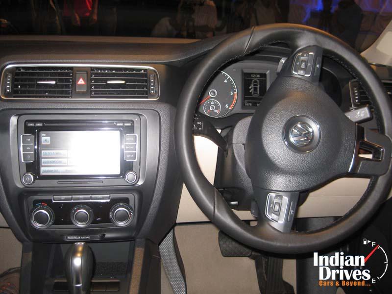 Volkswagen Jetta steering