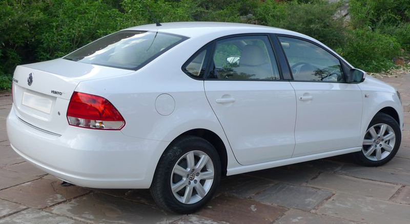 Volkswagen Vento in India
