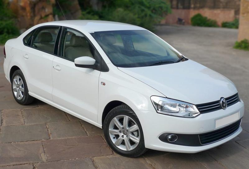 Volkswagen Vento in India