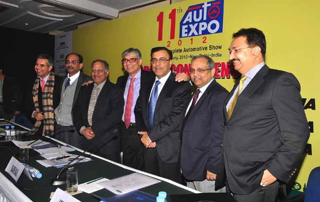 2012 Auto Expo - The Countdown Begins
