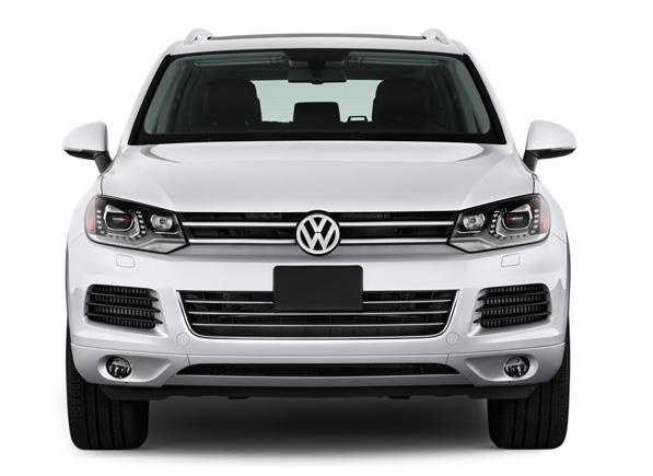 Volkswagen Toureg in India