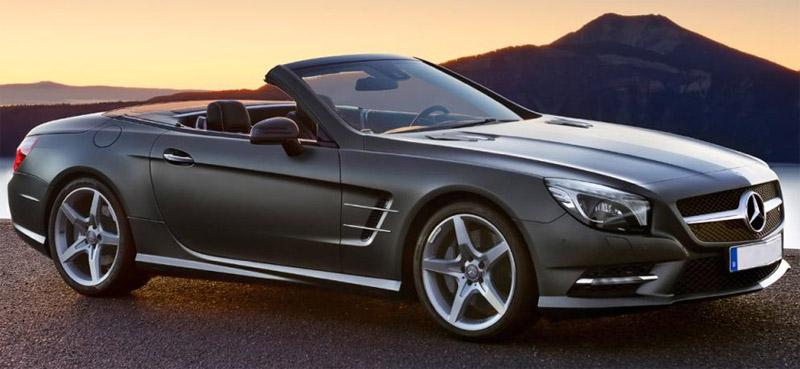 2013 Mercedes Benz SL-Clas