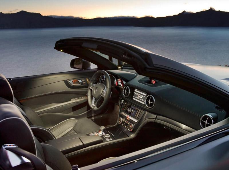 2013 Mercedes Benz SL-Class
