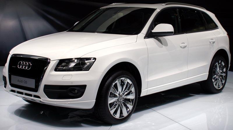 Audi Q5 in India