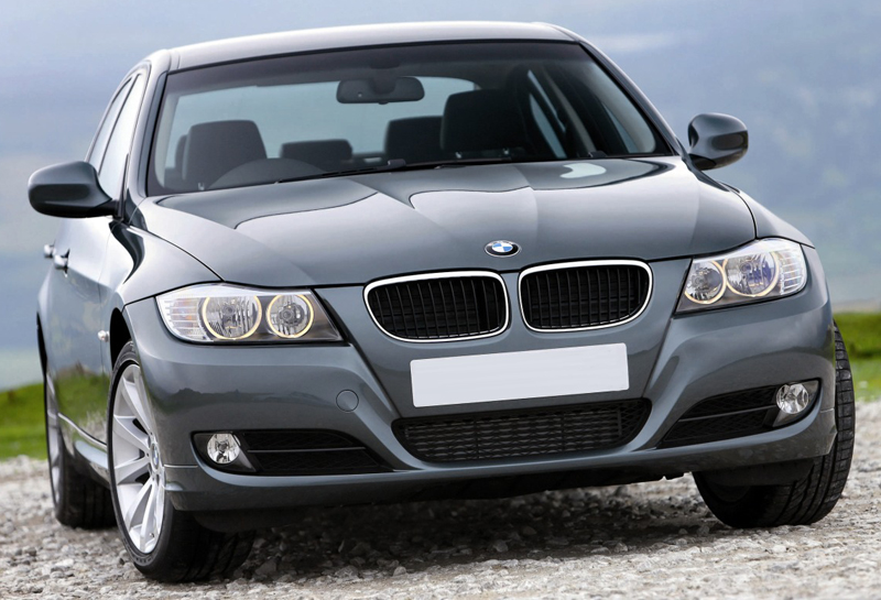 Latest BMW 3 series is expected to launch in India in mid-2012