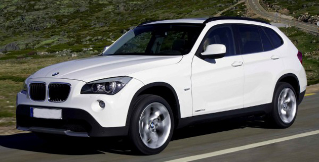 BMW X1 in India