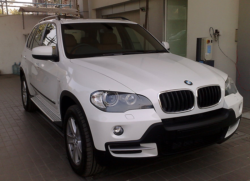 BMW X5 in India