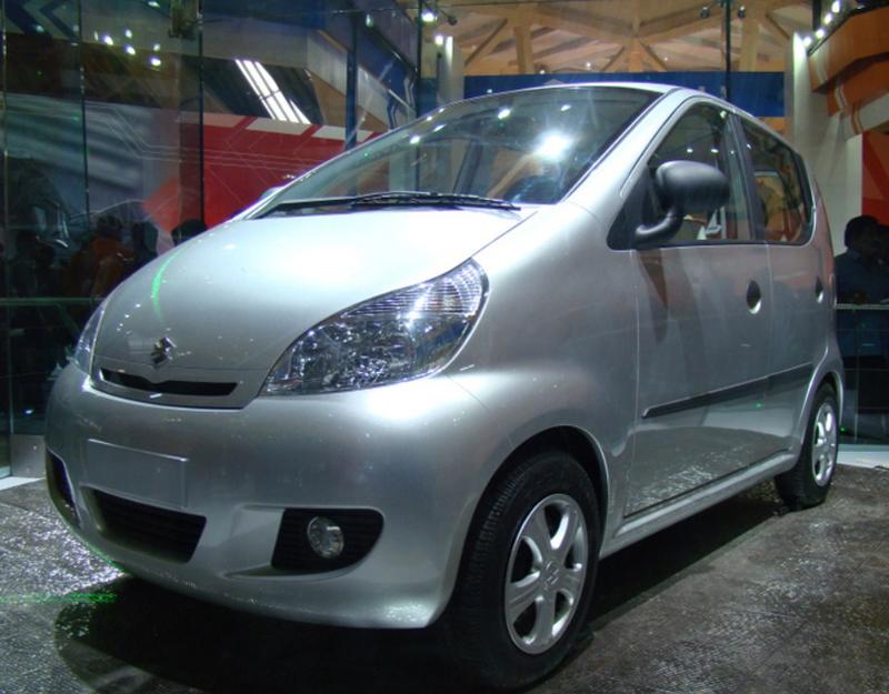 Bajaj ULC Car going to be showcased at 2012 Auto Expo in Delhi