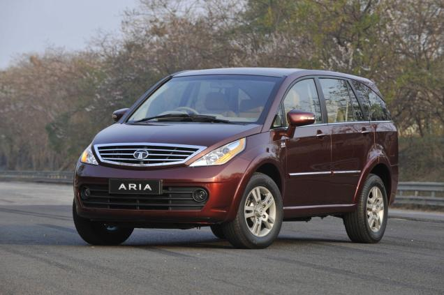 Dealers Provide Rs 1.60 Lakh Cash Discount on Crossover Tata Aria
